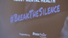 Bruce Power Break the Silence campaign