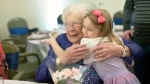 Mother's Day surprise goes viral
