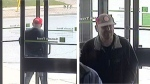 Image of suspect in New Hamburg bank robbery