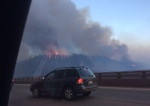 Fires rage throughout Fort McMurray. Resident have been asked to evacuate. (Sarah Sanvido/ Fort McMurray)