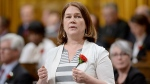 Health Minister Jane Philpott