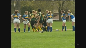 CTV Kitchener: Day 1 of rugby qualifiers