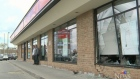 CTV Kitchener: Car crashes into bank