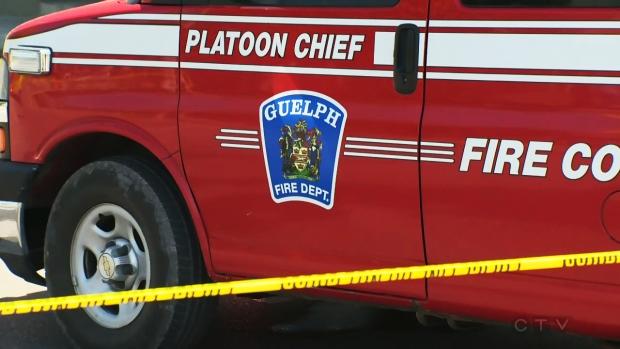 Guelph Fire
