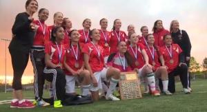 Resurrection girls soccer
