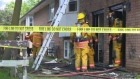Tenants homeless after Mount Forest apartment fire