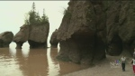 Hopewell Rocks sees increase in visitors