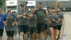 CTV Kitchener: Special Olympics torch run