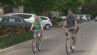 CTV Kitchener: Side-by-side cycling OKed