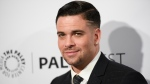 """Mark Salling arrives at the 32nd Annual Paleyfest """"Glee"""" held at The Dolby Theatre in Los Angeles on March 13, 2015. (Photo by Richard Shotwell/Invision/AP, File)"""