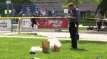 CTV Kitchener: Double stabbing in London