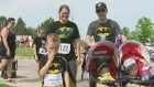 CTV Kitchener: Superheroes run