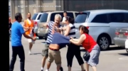 CTV News Channel: Brawl over parking spot