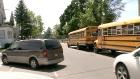 CTV Kitchener: School buses block driveway
