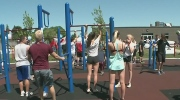 CTV Kitchener: Barrier-free fitness park