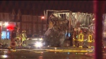 CTV Toronto: Five dead in Hwy. 400 crash