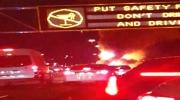 MyNews: Flames rise from major crash