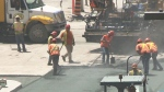 CTV News Channel: Sinkhole progress