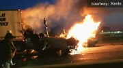 CTV Kitchener: Fiery crash