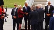 Obama arrives in Ottawa