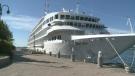 CTV Northern Ontario: Cruise Ships Docking
