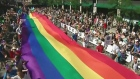 CTV Kitchener: Raising the Pride flag