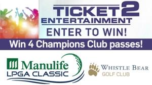 T2E Manulife LPGA Classic