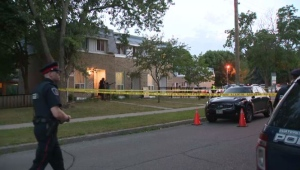 A child died after being hit by a car in Waterloo parking lot on July 24, 2016