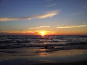 Chris McCorkindale, Wendake Beach