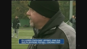 CTV Kitchener: Jeffries returns to OUA coaching
