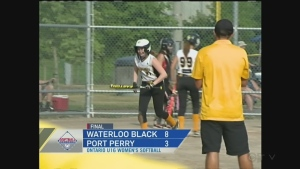 CTV Kitchener: Softball tournament underway