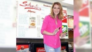 CTV Montreal: Celine Dion surprises deli patrons
