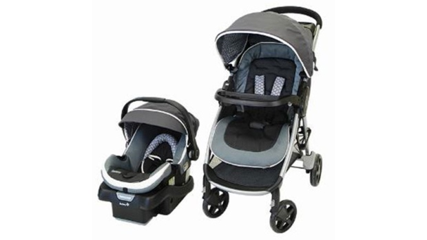 Health Canada Recalls Six Thousand Strollers