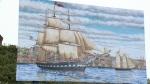Murals popping up over Saint John, N.B. as revital