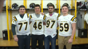 Waterloo Warriors welcome new recruits