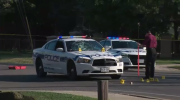 Off-duty police officer struck by cruiser responding to a call