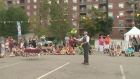 CTV Kitchener: A lifetime of juggling