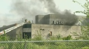 CTV Kitchener: Fire at industrial site