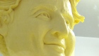 CTV Kitchener: PM's head in butter