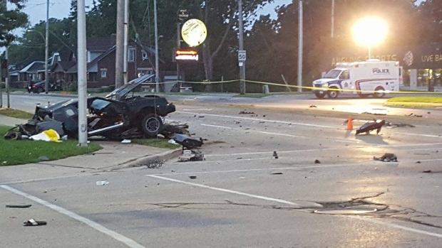 Car Accident London Ontario