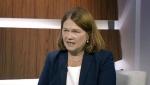 Jane Philpott speaks on CTV's Question Period.