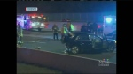 CTV Kitchener: Woman killed on HWY 400