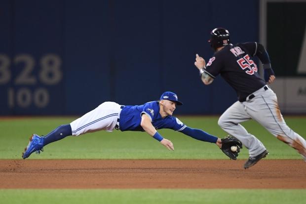 Donaldson catch