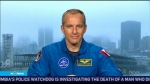 David Saint-Jacques on training to be 9th Canadian