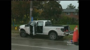 CTV Kitchener: Police vehicles rammed