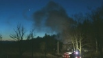 CTV Kitchener: Third farmhouse burns