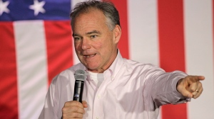 Tim Kaine in florida
