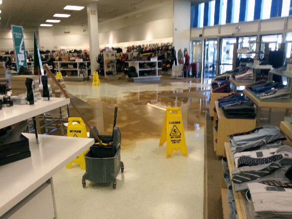 stores kitchener sinkhole swallows 2 people in front of shopping mall ctv