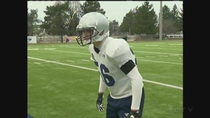 CTV Kitchener: Hawks tune up for OFSAA Bowl