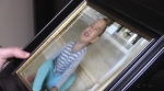 Faith, 2, was killed in a motor vehicle accident